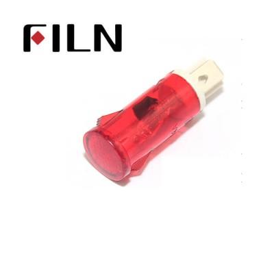 12.5mm 0.49inch 12V plastic led lndicator light(FL1P-12.5QJ-1)