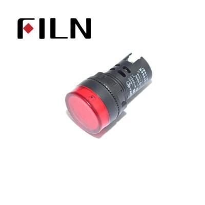 22mm 0.866inch 12V plastic led lndicator light(FL1P-22WA-1)