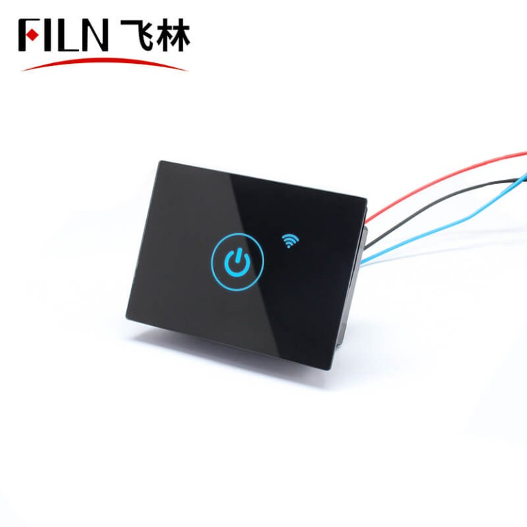 High Power Touch Switch With Wifi