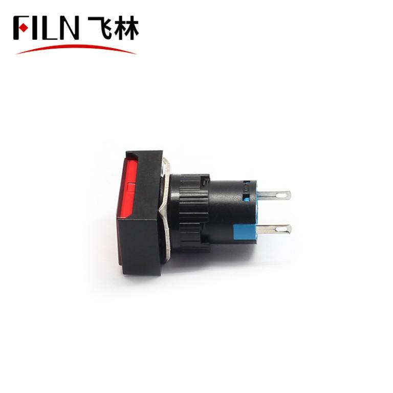 16mm 24v Soot purifier yellow plasitc indicator light