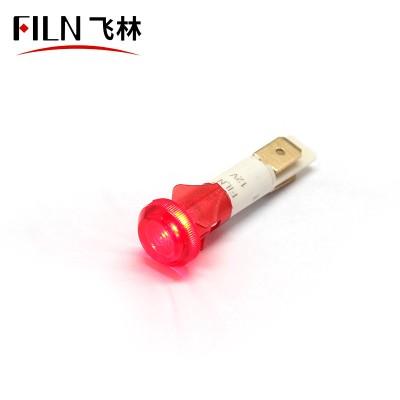 10mm 380v neon bulb ip67 singal plastic indicator light