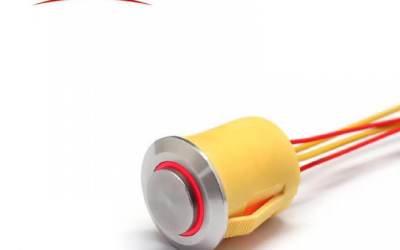 New product release of push button switch