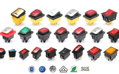 What's the rocker switches difference to other switches?