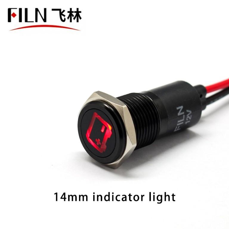 12v Battery Indicator Light