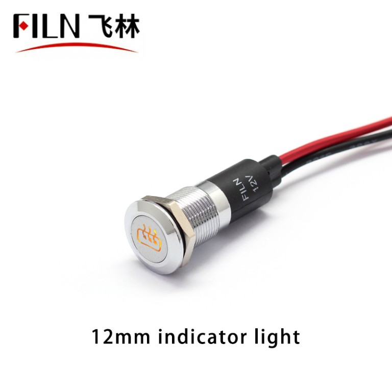 BMW 335i Indicator Warning Lights LED Rear Window Defrost Indicator Light