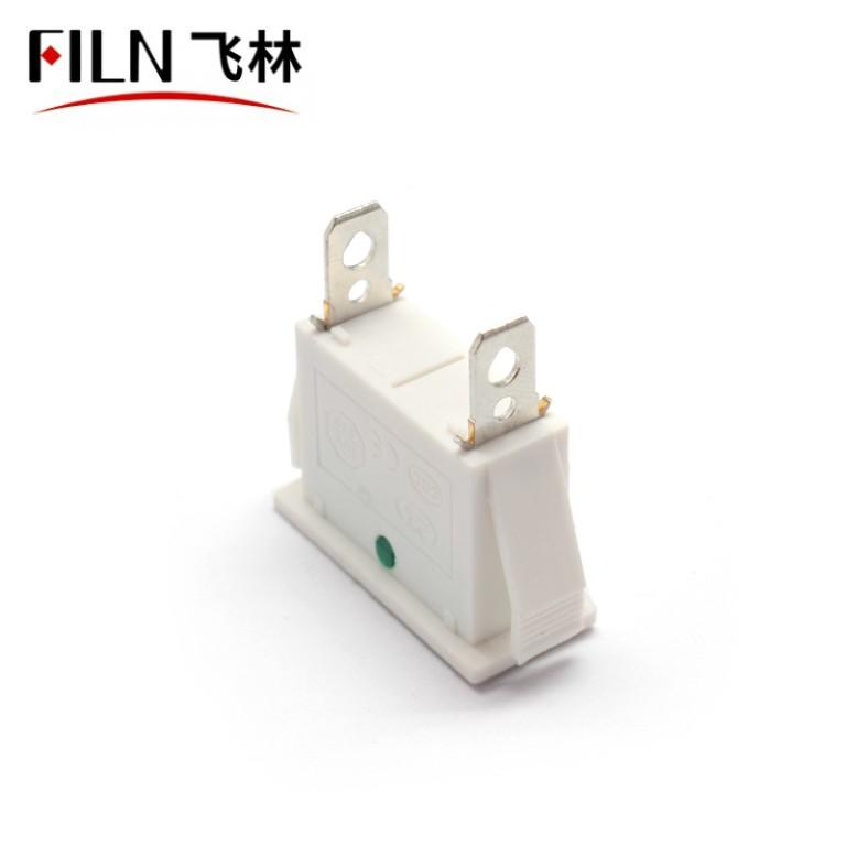240V Custom Neon LED Rectangular Indicator Light