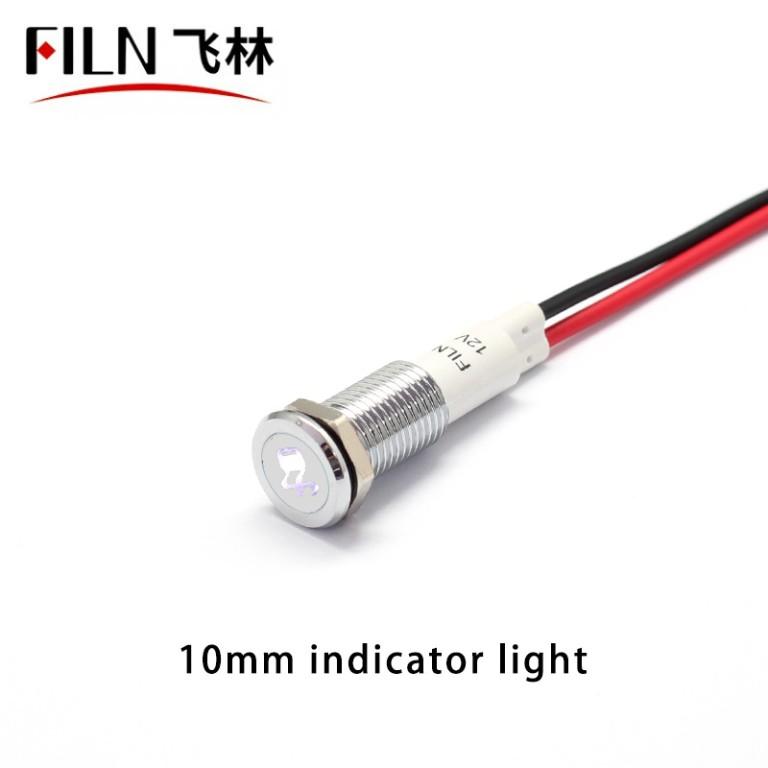 BMW Dash Indicator Light Symbols ESP System Failure IP67