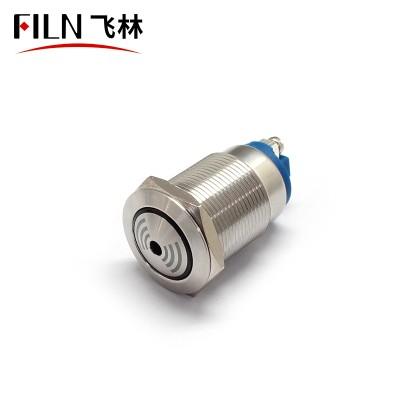 19MM Metal Buzzer Loud Flash Sound Explosion-Proof Buzzer