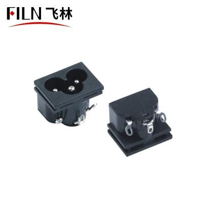 Electrical Plug and Socket Connectors Black US Type Industrial Plug AC