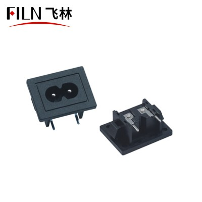 Black Electrical Outlet is Suitable For Electrical Products