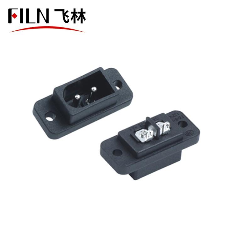120V Outlet Full Range Of High Quality Material Black