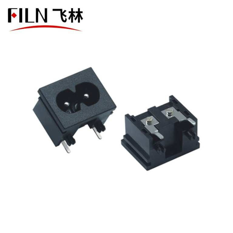 Connector Plug Socket Receptacle With Rocker Switch Power Cord Inlet New