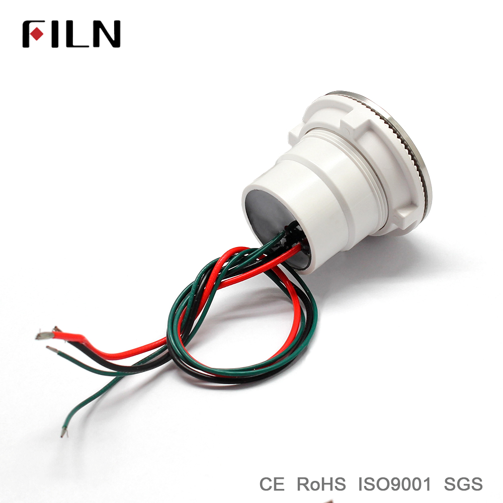 Astonishing 30Mm 1 18Inch Ring Led Illuminated Wire Leading Metal Push Button Wiring Digital Resources Antuskbiperorg