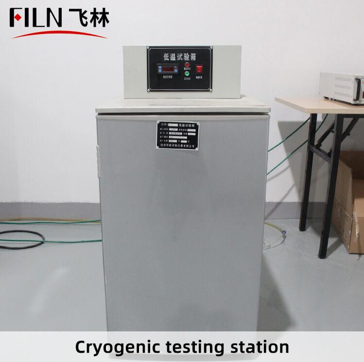 Cryogenic-testing-station
