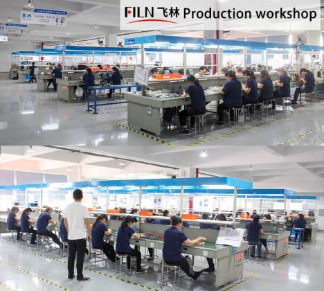 Filn indicator light factory