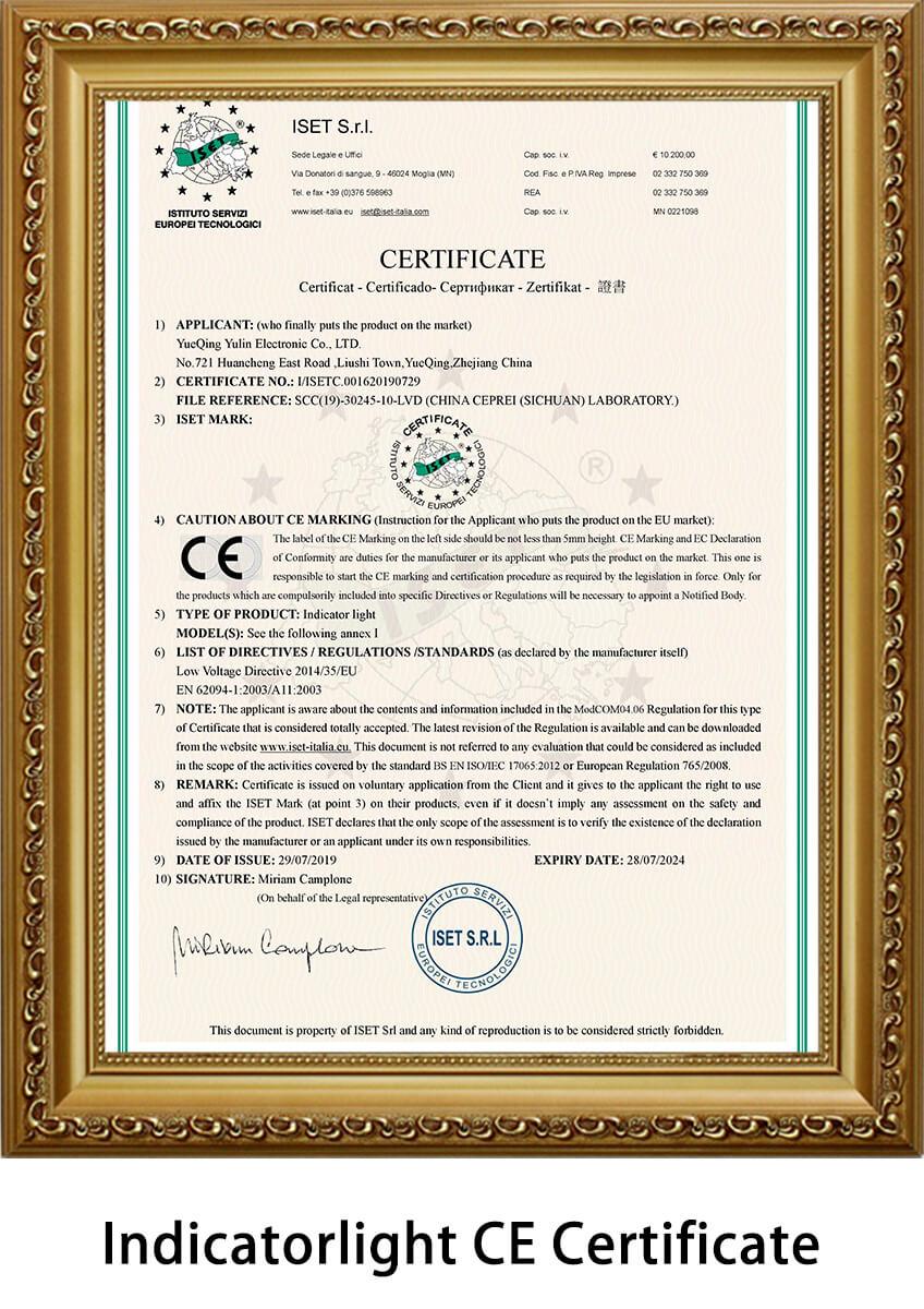 Indicator-light--CE-certificate