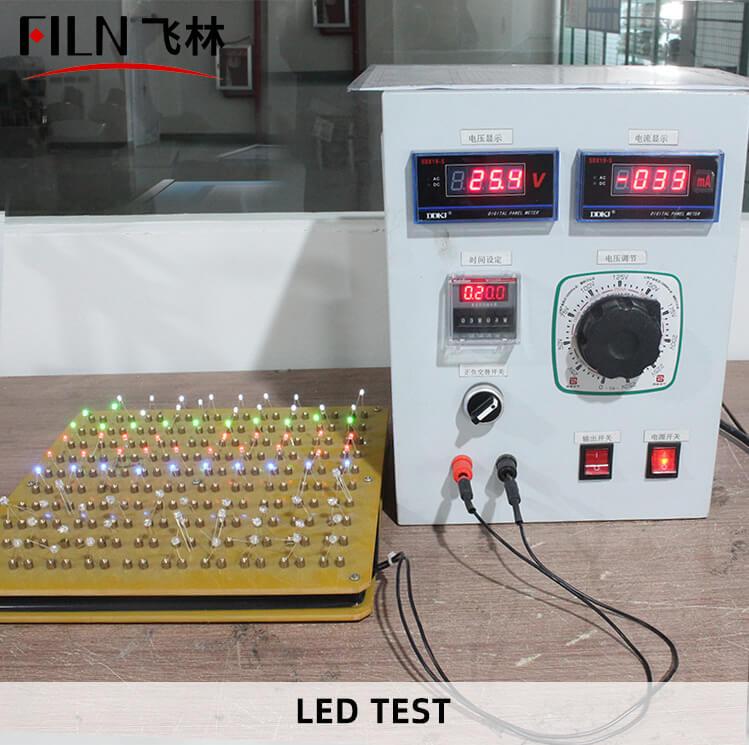 LED-TEST