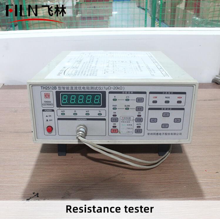 Resistance-tester