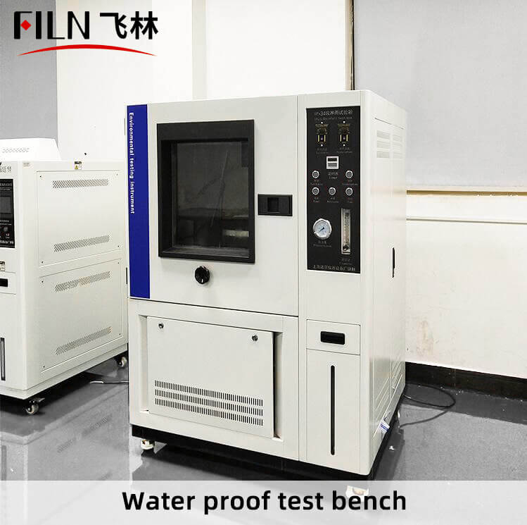 Water-proof-test-bench