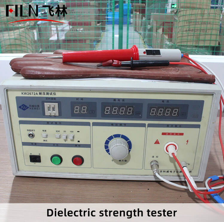 dielectric-strength-tester