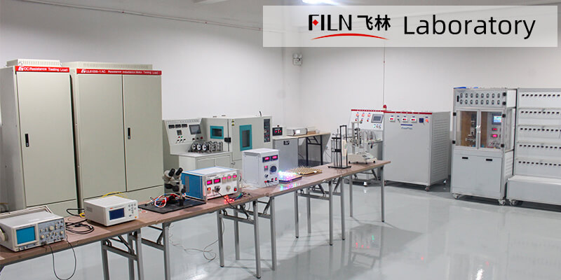 Filn Switch laboratory