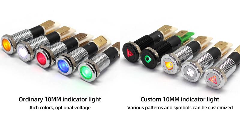 Customized symbol indicator