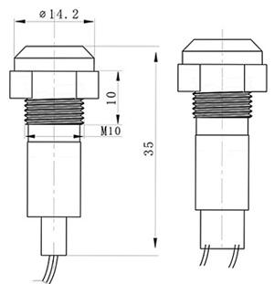 FL1P-10WN-2-6