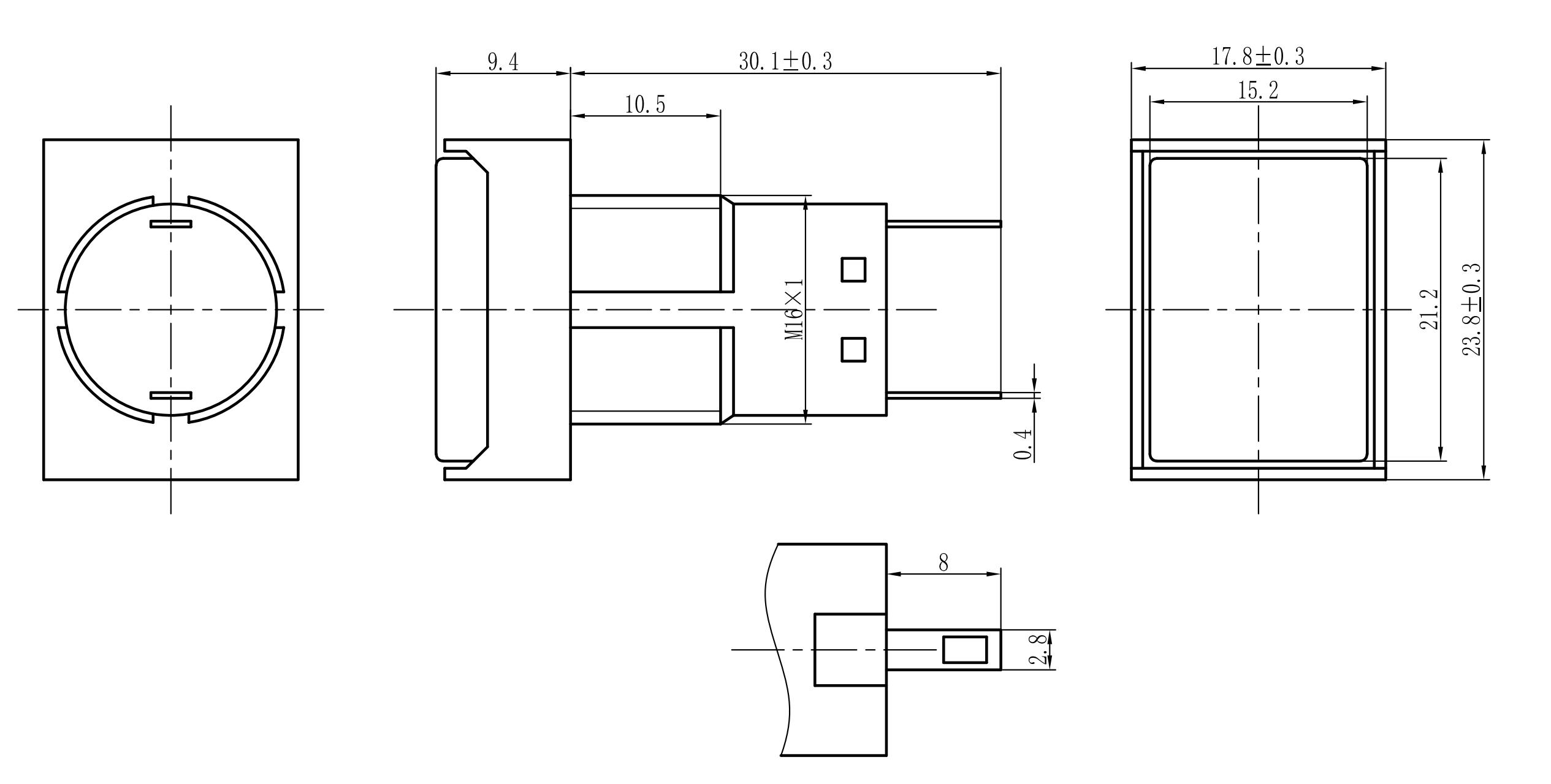 FL1P-16NJ-5