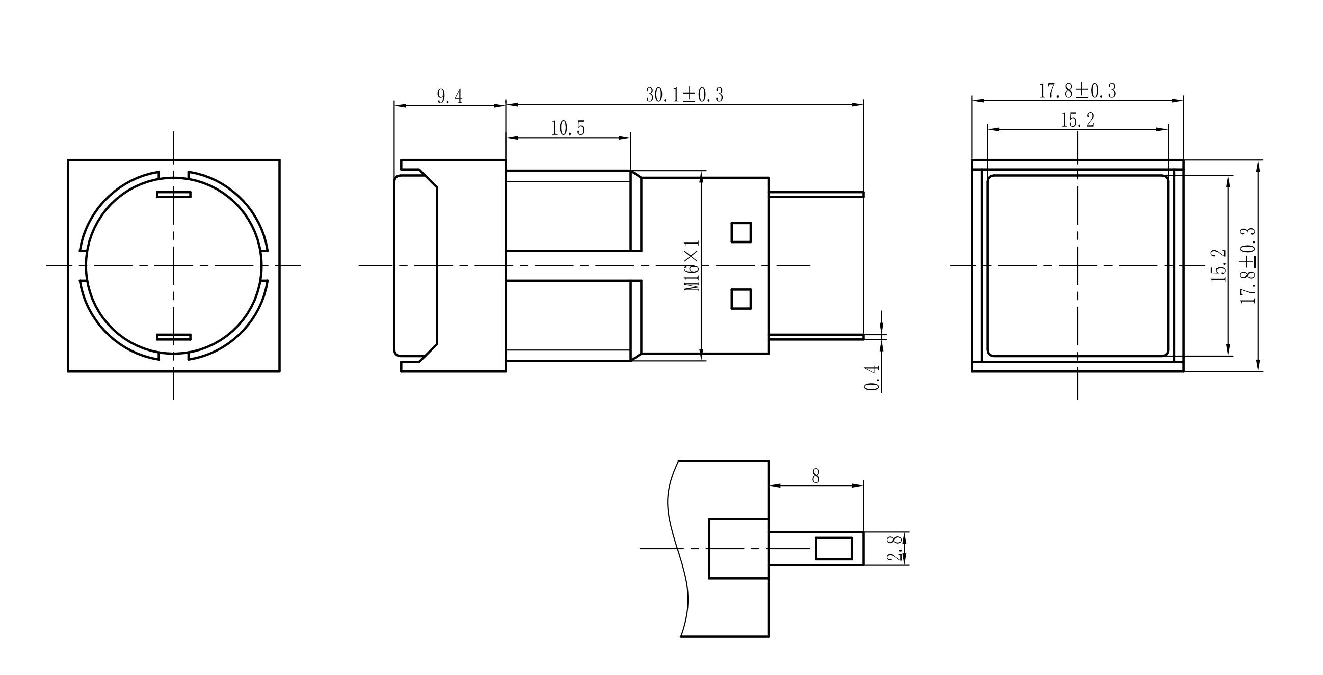 FL1P-16NJ-6
