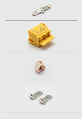 Rocker switch parts