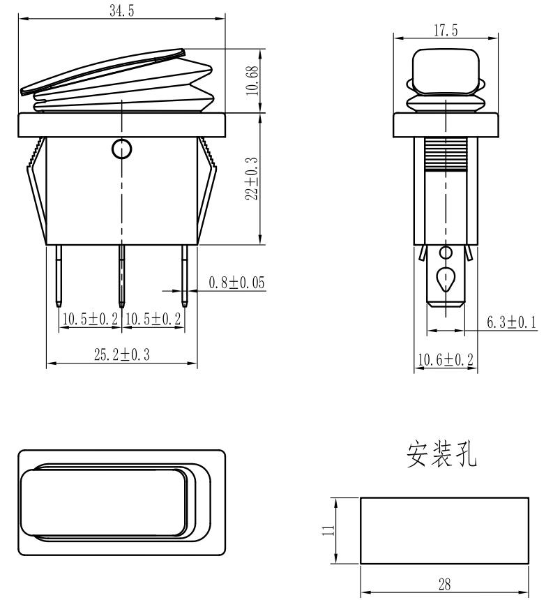 FL3-KCD3-0111-11N