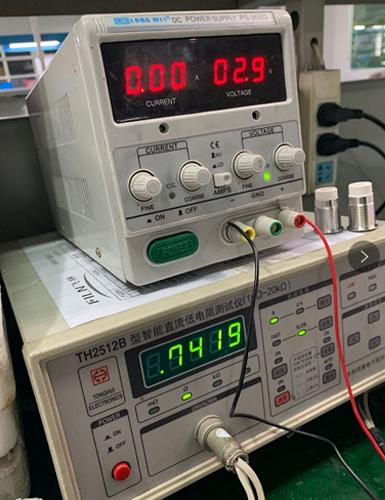 19mm RJ9 3V Custom White Push Button Switch