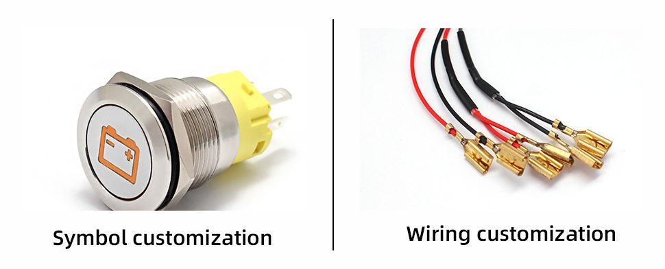 Wiring-customization