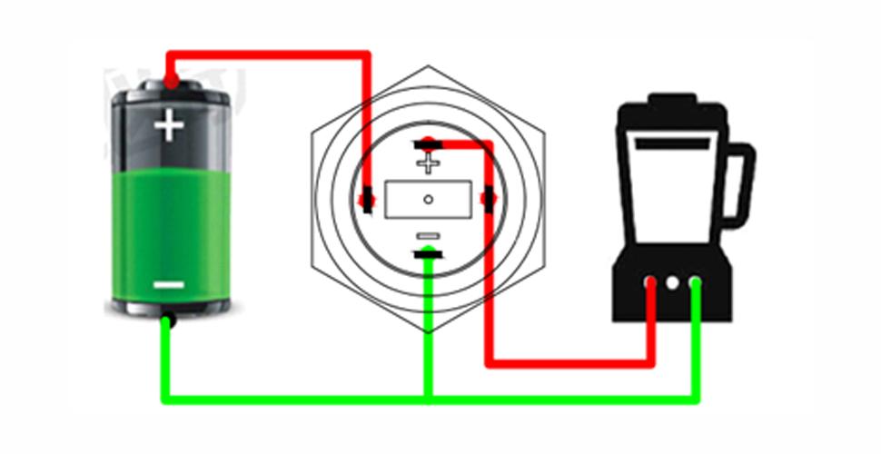 Button wiring 1