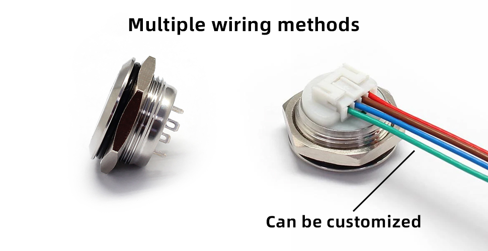 Multiple wiring methods