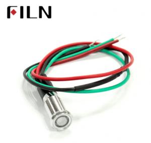 8mm bi-color Indicator Light