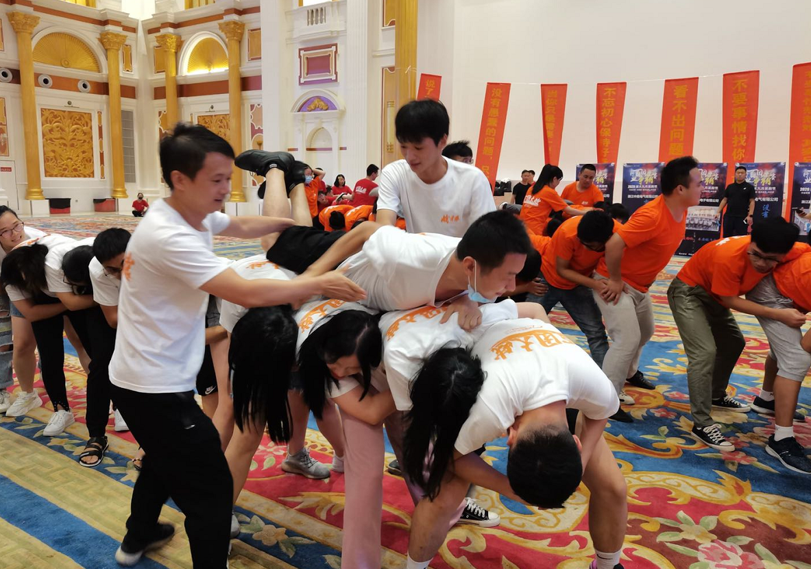 Alibaba's Purchase Festival In Of The Hundred Group War