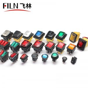 Chinese manufacturer of rocker switch
