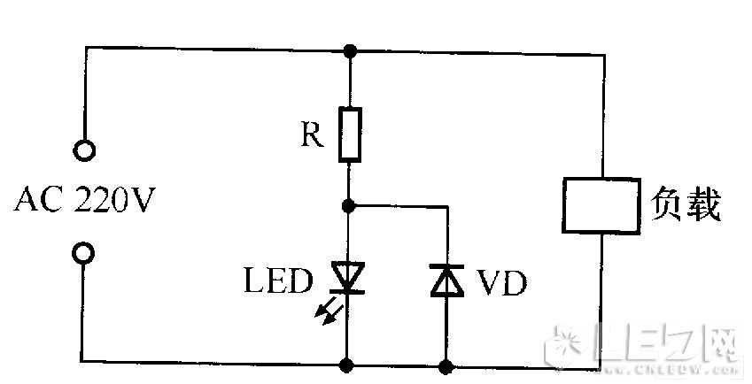 indicator light circuit