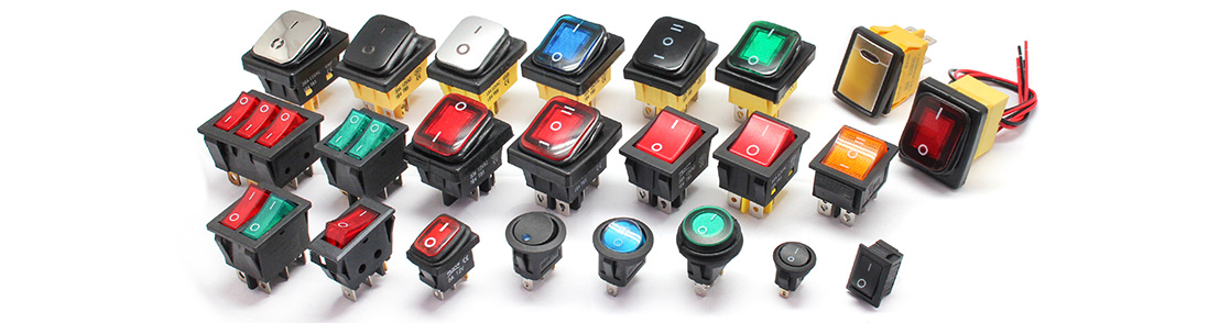 The Best Selling Rocker Switch Is KCD4