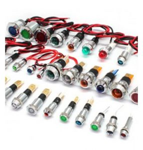 Indicator light specifications
